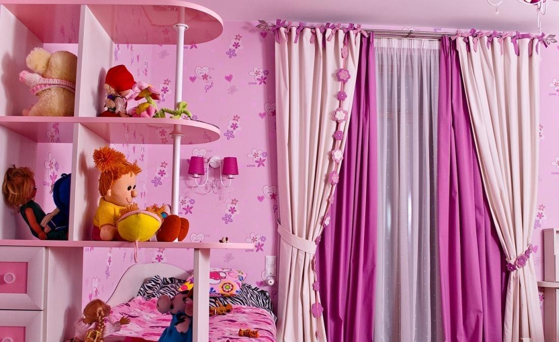 Gordijnen Babykamer Roze : Kinderkamer gordijnen. perfect sweet dreams sweet dreams with