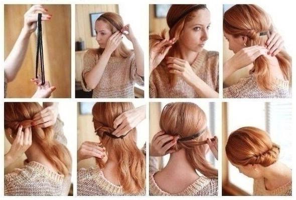 Как плести волосы своими руками 430