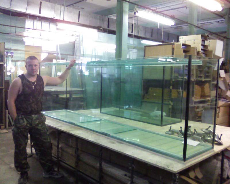 Как самому починить аквариум