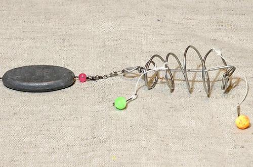 Рыбалка снасти для ловли карася карпа сазана